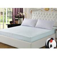 Buy cheap Full Size Waterproof Zippered Mattress Cover Bed Bugs Anti Bacteria from wholesalers