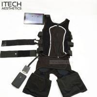 Buy cheap Electric Muscle Stimulator iPad Version XEMS Fitness Vest Xbody Wireless Ems Fitness Machine For Training product