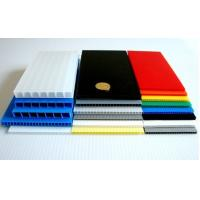 Buy cheap UV Resistant Flame Retardant Polypropylene Coroplast Sheets 5mm 6mm 8mm from wholesalers