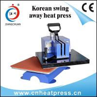 Buy cheap Manual swing away heat transfer machine from wholesalers