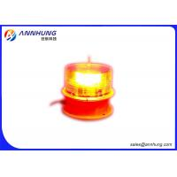 Buy cheap Aging Resistance LED Flashing Lights / Aviation Red Light High Efficiency from wholesalers