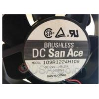 Buy cheap SANYO DENKI BRUSHLESS FAN DC SAN ACE 24V .25A MODEL 109R1224H1090 MINILAB from wholesalers