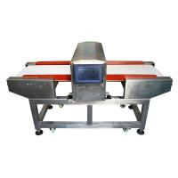Buy cheap Professional Meat / Beverage Conveyor Belt Metal Detector Adjustable Sensitivity from wholesalers
