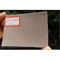 Neopren CR Rubber Material , Rubber Sponge Foam Sheet Laminated