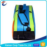 Buy cheap 600D Polyester Material Outdoor Sports Bag / Sports Ball Bag For Badminton from wholesalers