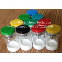 Buy cheap Polypeptides Anxiolytic Growth Hormone Peptides Pure Selank Powder Pharmaceutical Standard from wholesalers