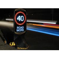 Buy cheap Low Power Consumption Customized Variable Speed Limit Signs 2mm Aluminium Housing from wholesalers