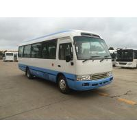 Buy cheap Coaster 30 Seater Minibus Dongfeng Chassis Mini Passenger Commercial Utility Vehicles from wholesalers