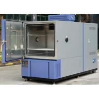 Buy cheap Intelligent Temperature Humidity Test Chamber , High Reliability 225L Single Door ESS Chamber from wholesalers