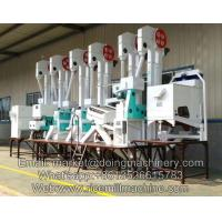 Buy cheap high quality 20tpd automatic mini rice milling machine price for rice process industry from wholesalers