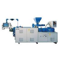 Buy cheap double-screw extruder conical twin screw cylinder from wholesalers