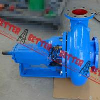 Buy cheap BETTER Mission Magnum 10x8x14 Oilfield Fracing Pump Heavy Duty Diesel Engine Driven Cast Iron Frame from wholesalers