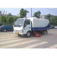 Buy cheap Waste Collection Vehicle XZJ5060TSL for water spray, sweep road / pavement, suction and automatic unload the the garbage from wholesalers