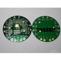 Buy cheap RoHS FR4 Multilayer PCB manufacturing process 1.0MM Thickness PB Free from wholesalers