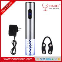 Buy cheap Rechargeable Wine Opener, Electric Wine Bottle Opener, Wine electric corksrew from wholesalers