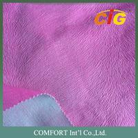 Buy cheap ROHS Waterproof Super Soft Velour for furnitures / Curtain product
