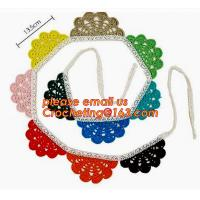 Buy cheap Triangle banner lace bunting flags for decoration, Wedding Party Decoration Wedding Banner,wedding burlap lace banner,Bu from wholesalers