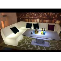 Buy cheap Battery Charge Light Up Bar Furniture Dubai For Night Club / Home Decoration from wholesalers