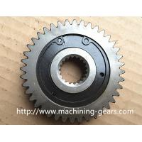Buy cheap Spur Differential Ring Gear / Ball Mill Girth Gear Diameter 100m -2000mm from wholesalers