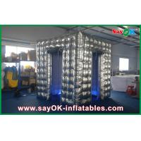 Buy cheap Customized Cool Clap Digital Photo Booth Inflatable With Two Doors from wholesalers
