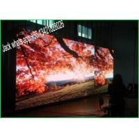Buy cheap IP43 Large Screen Rental Indoor Led Wall For Movie Theaters SMD2121 from wholesalers