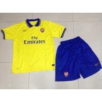 Buy cheap Supply Cheap Football sport suit Arsenal Away soccer jerseys OEM Club Away football shirt from wholesalers