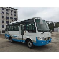 Buy cheap SKD / CKD Diesel Mini Bus 19 Seater Minibus Public Service 3300mm Wheel Base from wholesalers