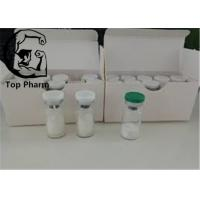 Buy cheap 99% Purity Thymosin Alpha 1 , Anabolic Steroid Hormones CAS 62304-98-7 from wholesalers