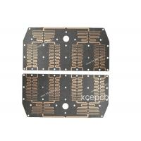 Buy cheap Taconic RF60TC / RF35TC High Frequency PCB Boards With 0.8mm Thickness from wholesalers