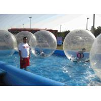 Buy cheap Logo Printed Giant Bubble Ball Environmental Friendy In Water Game Playing from wholesalers