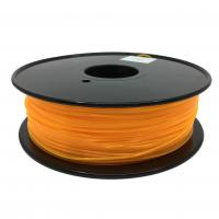 Buy cheap 1.75 mm Pla 3d Printer Material Dimensional Accuracy + / - 0.03mm With Spool 1KG from wholesalers