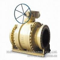 Buy cheap Flanged and Butt-welded Connection Cast Steel Ball Valves from wholesalers