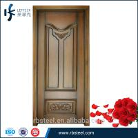 Top selling high end customed solid wooden doors for room for High end doors