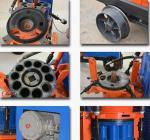 Buy cheap PZB explosion-proof dry shotcrete Building Equipment Dry Construction Shotcrete Machine/Concrete Gunite for Sale from wholesalers