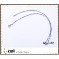 Buy cheap 316 Stainless Steel Necklace from wholesalers