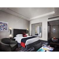 Buy cheap Complete Holiday Inn Hotel Wardrobe Bedroom Furniture 3 Star ISO9001 SGS FSC from wholesalers