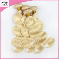 Buy cheap Beauty Hair Products 613# Virgin Body Wave 20 inch Individual Bonded Hair Extensions from wholesalers