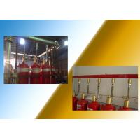 Buy cheap 4.2 Mpa Piping Gas Fm200 Fire Suppression Systems For Telecommunications Facilities from wholesalers