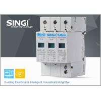 Buy cheap Singi 100KA House Power Surge Protector Device FOR lightning protection from wholesalers