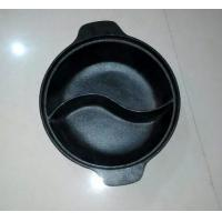 Buy cheap cast iron hot pot from wholesalers