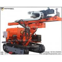 Buy cheap Automatic Solar Pile Driver Hydraulic Pressure Adjustable 130-150 Bar from wholesalers