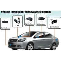 Buy cheap Wide Angle Car Reverse Parking System for Audi Q5, four way DVR , Bird View Parking System, HD Cameras product