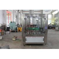 China Soft Beverage Carbonated Drink Filling Machine Automatic Small Scale on sale