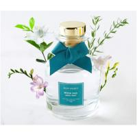Buy cheap Relaxing Blend Of Vanilla &Rose&Lavender 120ml OEM Reed Diffuser Air Quality from wholesalers