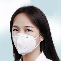 Buy cheap Breathable N95 Dust Mask 95% High Filtration For Haze / Fog / Daily Use from wholesalers