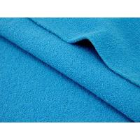 Buy cheap Boucle fleece, knitting fabric from wholesalers