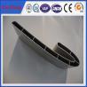 Buy cheap industrial aluminium extrusion profiles, CNC cutting aluminium parts for from wholesalers