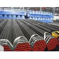 Buy cheap API 5L X42 X46 X52 X80 Carbon Steel Pipe Black Painting Round Steel Tubing product