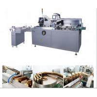 Buy cheap Automatic Horizontal Cartoning Machinery For Blister / Bottle / Cosmetics from wholesalers