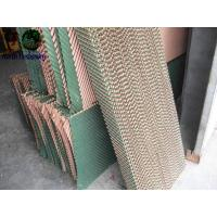 Buy cheap Evaporative cooling pad, poultry equipment, ventilator, fan  from wholesalers